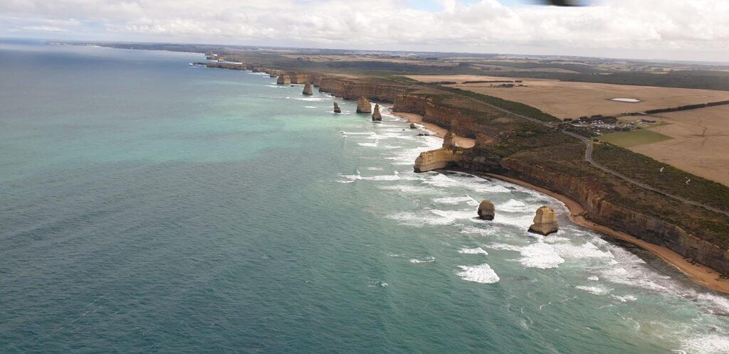A picture of Twelve Apostles, Australia